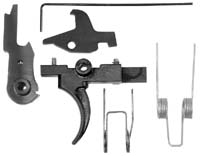 jp low-mass hammer and adjustable trigger kit
