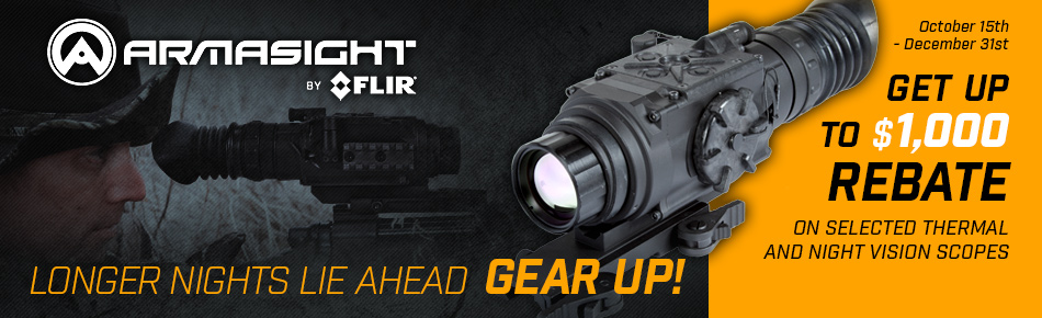 Armasight Rebate