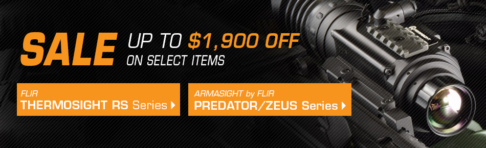 Flir & Armasight Sale