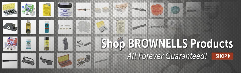 Shop Brownells Products