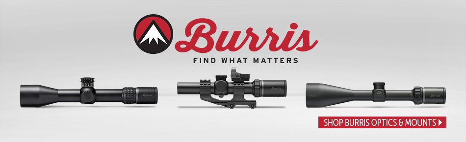 Shop Burris Optics & Mounts