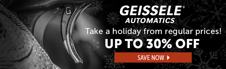 Geissele Holiday Prices