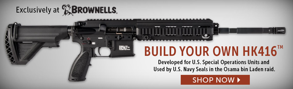Build Your Own HK416