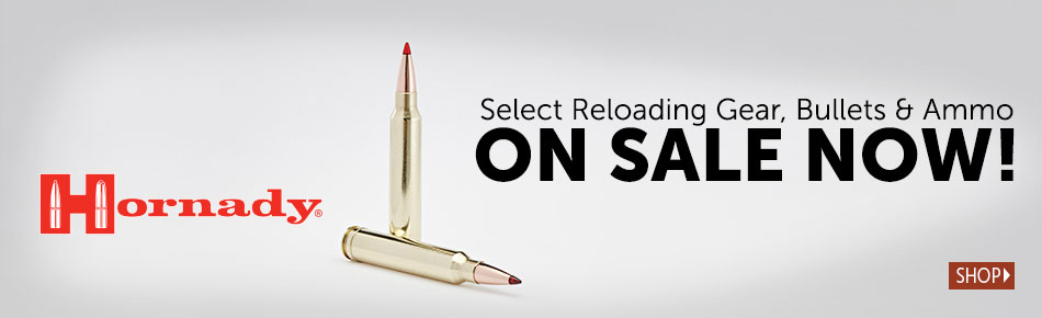 Top Rated Supplier of Firearm Reloading Equipment, Supplies, and