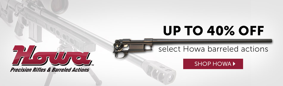 Howa - Save up to 40%