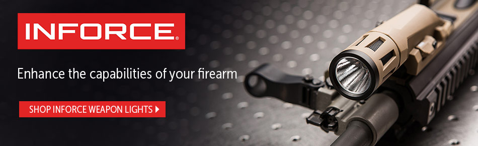 Enhance the capabilities of your firearm - INFORCE