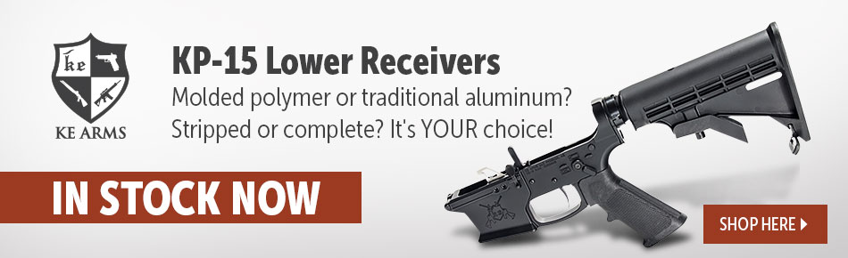 Shop KE Arms Lower Receivers