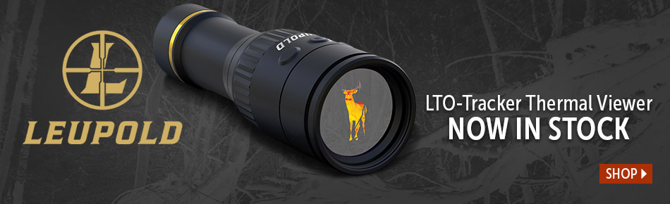 Leupold LTO-Tracker Thermal View in stock