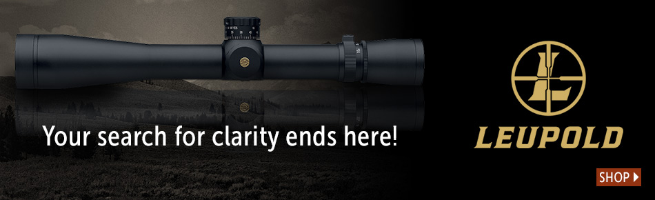 Leupold - Your Search for Clarity