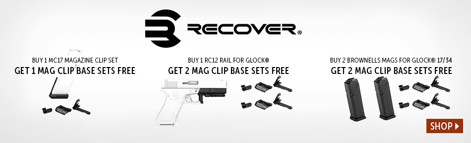 Recover Rails Buy One Get One