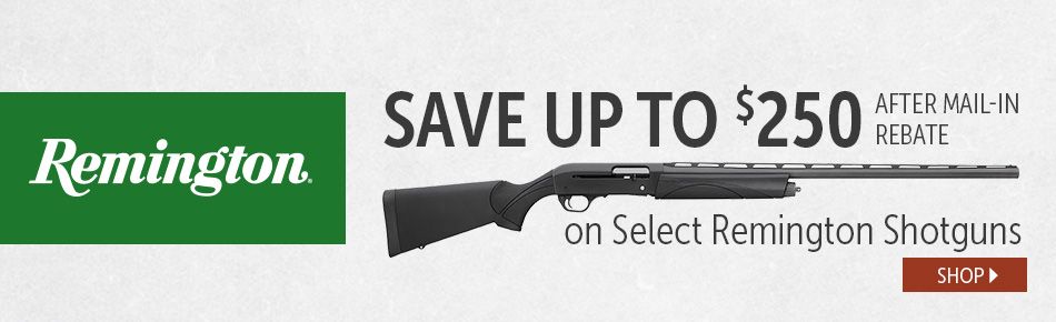Remington Versa Rebate