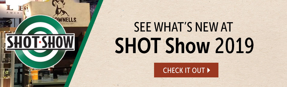 See What's New At Shot Show 2019