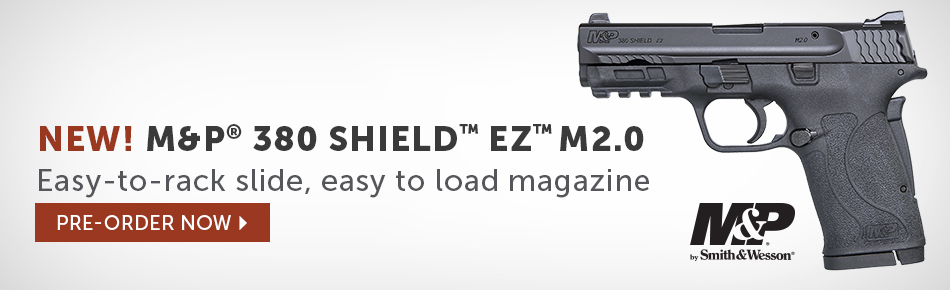 M&P 380 Shield EZ M2.0 Handgun