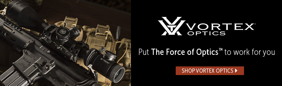 Vortex Optics - Put the Force of Optics to work for you