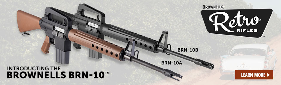 Brownells Retro Rifles BRN-10
