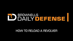 Daily Defense #22: How To Reload a Revolver