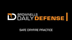Daily Defense #23: Doing Dry Fire Practice Safely