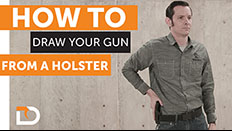 Daily Defense Season 2 EP 10: How To Draw Your Gun from a Holster