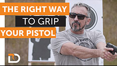 Daily Defense Season 2 EP 12: The Right Way To Grip Your Pistol