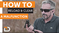 Daily Defense Season 2 EP 16: How To Reload & Clear a Malfunction