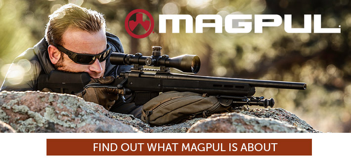 Find out what Magpul is about
