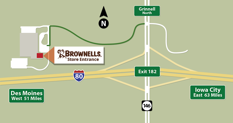 Brownells Retail Store | Top Rated Supplier of Firearm