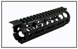 MIDWEST INDUSTRIES, INC. - AR-15/M16 Modular Drop-In Handguard