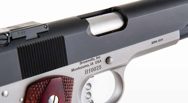 Brownells-1911 | Top Rated Supplier of Firearm Reloading