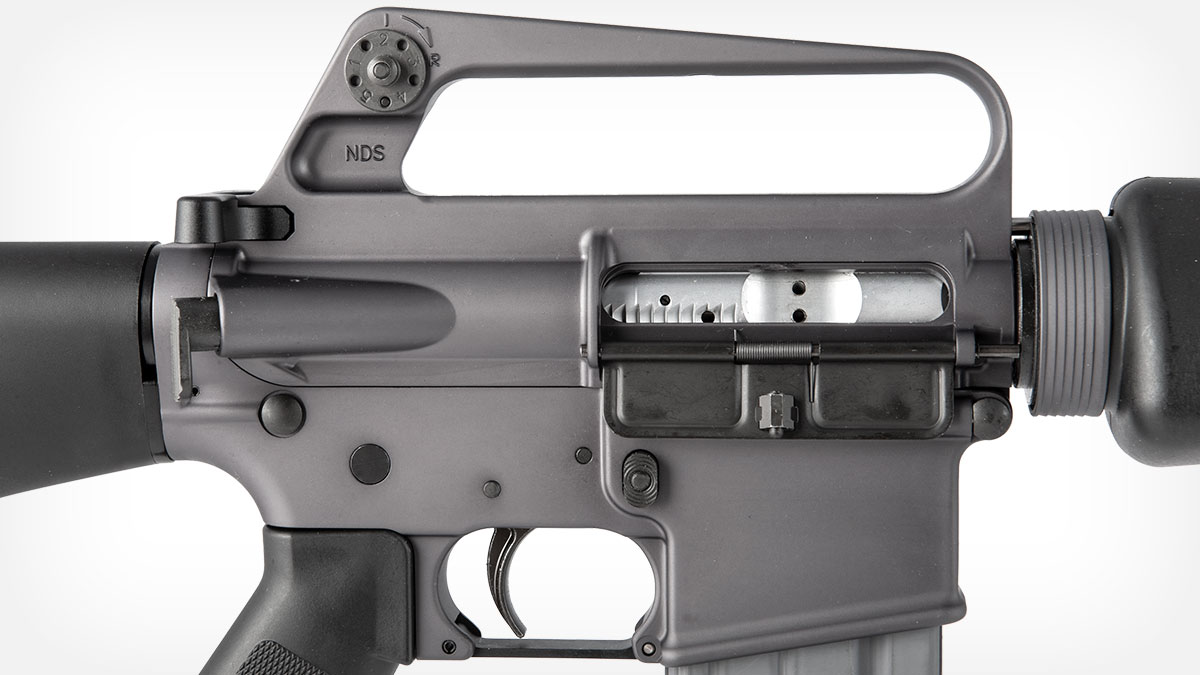 BRN-605 Ejection Side Detail
