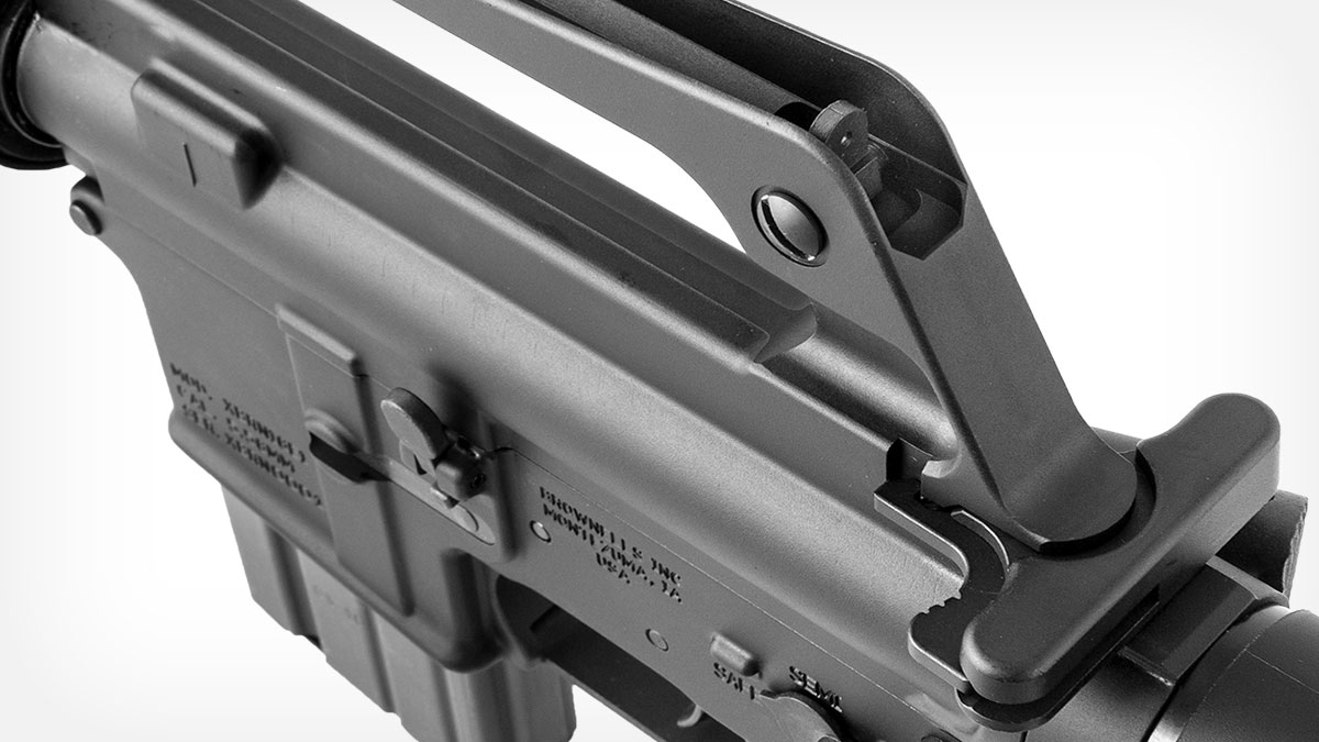 brownells-retro-rifle-line/xbrn16e1 Modern Charging Handle