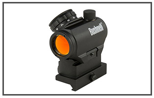 Bushnell Red Dot with hi rise mount