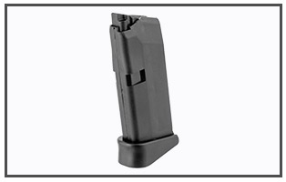 Glock - Model 43 6 Round 9mm Magazine with Finger Extension