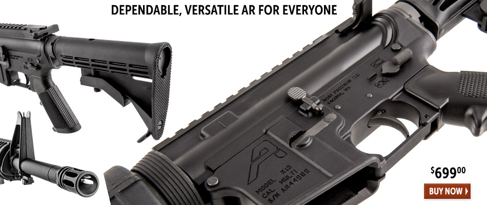 Dependable, versatile AR for everyone. Buy it now.