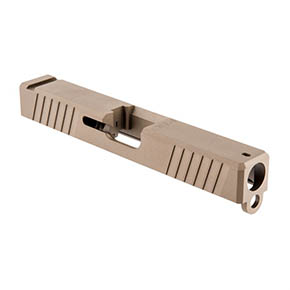 P80 DLC Standard Slide For Glock<sup>®</sup> 19-FDE