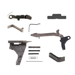 LOWER PARTS KIT FOR GLOCK<sup>®</sup> COMPACT 9/40