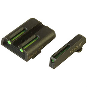 TRITIUM FIBER OPTIC (TFO) SIGHT SETS FOR GLOCK<sup>®</sup>