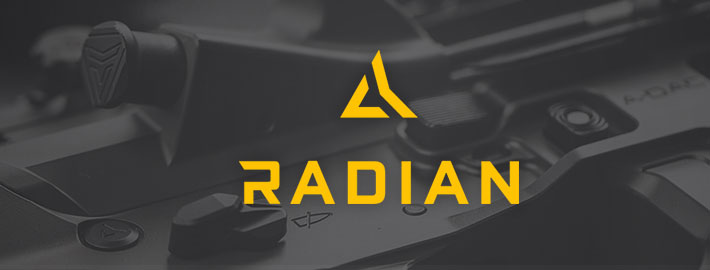 Radian Manufacturers Page Header Image