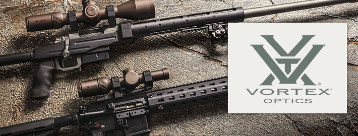 Vortex Optics Manufacturers Page Header Image