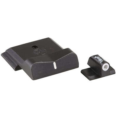Semi-auto Express Standard Tritium Sight Set Sp-0003s-4 Spfld Champ Exp Std Trit : Handgun Parts by Xs Sight Systems for Gun & Rifle