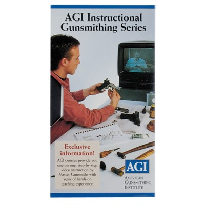American Gunsmithing Institute Video Trigger Job Courses #335 Ar-15 Rifle Trigger Job Course : Books & Videos by Agi for Gun & Rifle