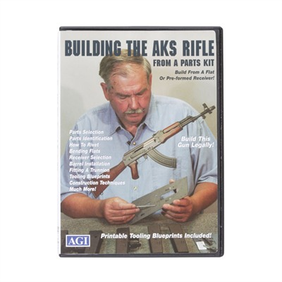 #329 Building the Legal Aks from a Parts Kit 3294 Building the Legal Aka, Dvd : Books & Videos by Agi for Gun & Rifle