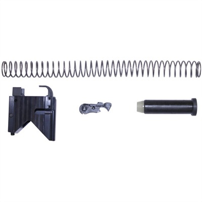 Car-15 / m4 9mm Lower Receiver Conversion Kit 9mm0115 9mm Magwell Conversion Block : Rifle Parts by Brownells for Gun & Rifle