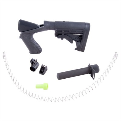 Remington 870 Tactical Conversion Kit Remington 870 Tactical Conversion Kit : Shotgun Parts by Brownells for Gun & Rifle