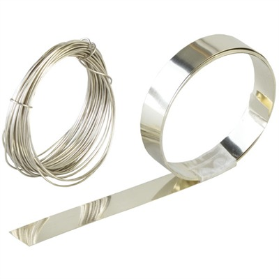 """Silvaloy 355 Silver Solder 1 / 32"""" Rd Wire, 1 Oz. Silvaloy Solder : Gunsmith Tools & Supplies by Brownells for Gun & Rifle"""