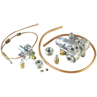 Brownells Pilot & Shut-Off Valve - Natural Gas Pilot & Thermocouple