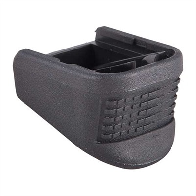 Pearce Grip Extension For Glock Fits Glock Gen 4 26/27/33 Adds 2 9mm Adds 1 40/357 USA & Canada
