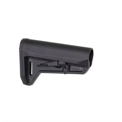 Magpul Ar-15 Moe Sl-K Stock Collapsible Mil-Spec - Ar-15 Moe Sl-K Stock Collapsible Mil-Spec Gray