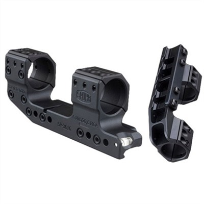 Spuhr Picatinny (Ar) Cantilever Mounts 34mm Isms Cantilever Mount 150mm Mounting Length 20.6 Moa