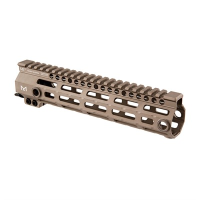 Ar-15/M16 G3 Free Float M-Series M-Lok Handguards Flat Dark Earth