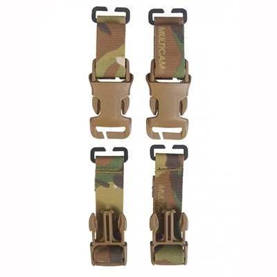 Velocity Systems Swiftclip Kit - Swift-Clip Kit Coyote Brown